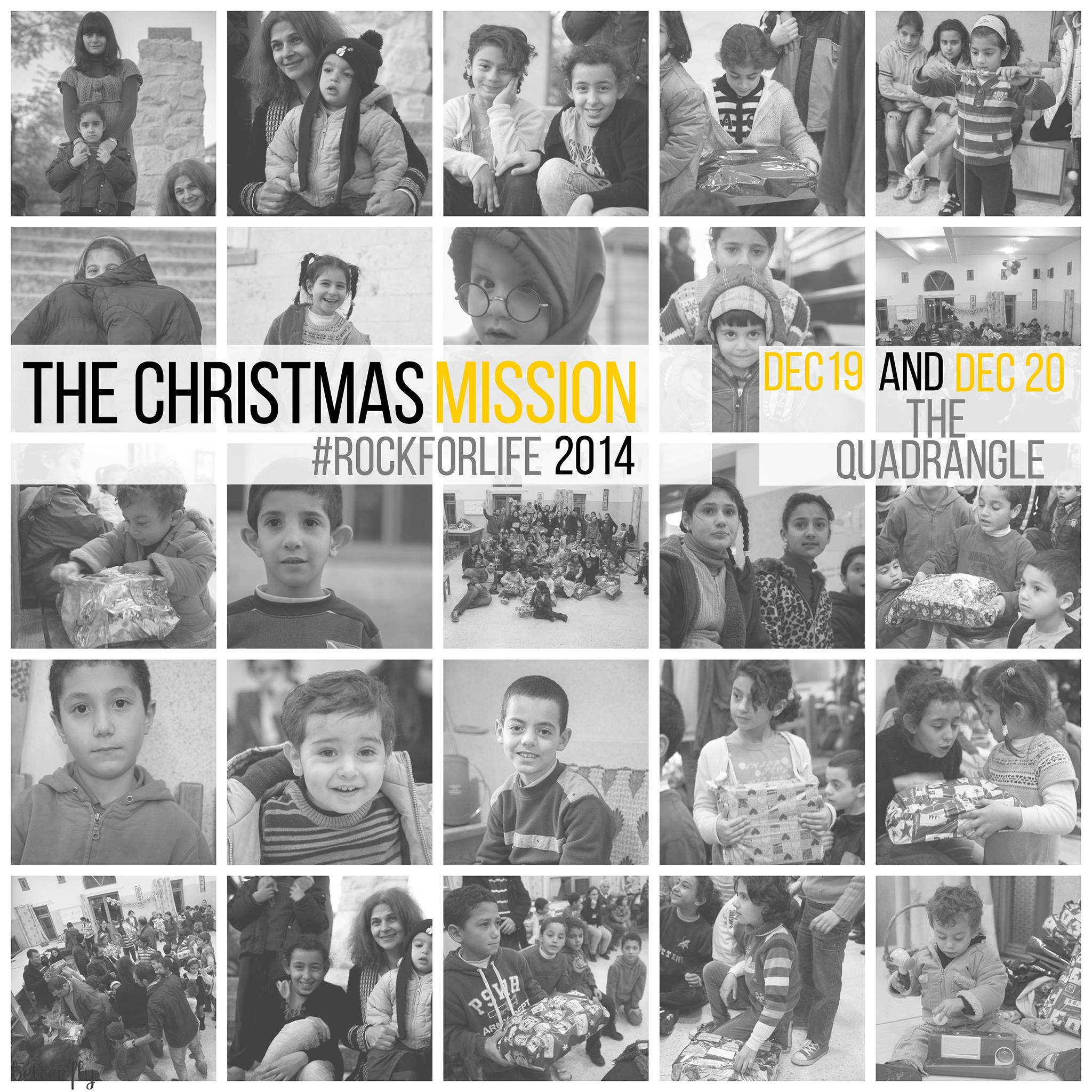 The Christmas Mission 2014
